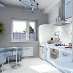 Как грамотно можно выбрать дизайн большой кухни