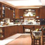 Кухни в классическом стиле по всем правилам оформления интерьера