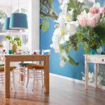 Панорамные обои для кухни: сюжеты, особенности, аспекты выбора