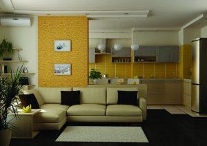 Украшения для квартиры студии