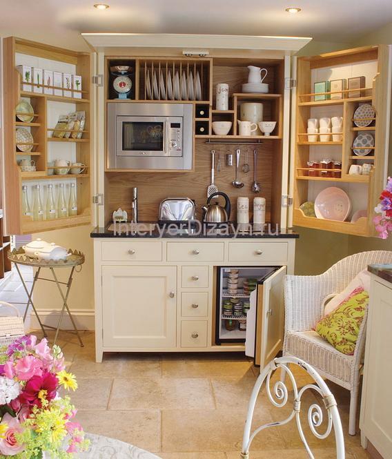 кухонная мебель из ДСП
