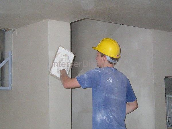 стена в кухни