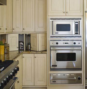 Встроенная техника для кухни практично современно красиво