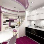 Лучшие варианты ремонта кухни-студии
