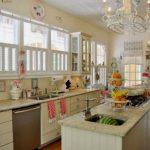 Ретро кухня — интерьер Викторианской кухни