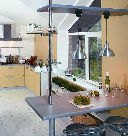 Ремонт кухни 9 кв своими руками