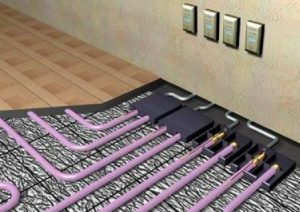 жидкостные теплые полы электрические