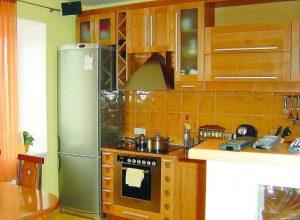 кухни 9 кв м стиль эклектика