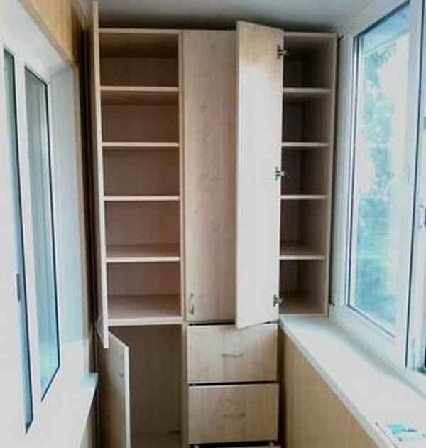 Распиловочные столКак сделать шкаф на лоджию своими