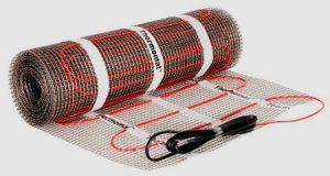 система теплый пол из кабеля