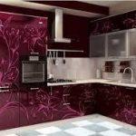 Кухни с рисунком на фасаде: возможности современной фотопечати