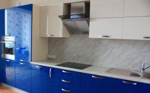 эмалевая глянцевая кухня