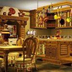 Кухня в старинном стиле: кухонное ретро по-французски, по-американски и по-русски