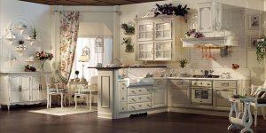 мебель кухни прованс