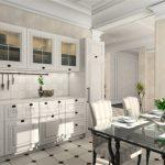 11 больших идей дизайн интерьера для маленькой кухни