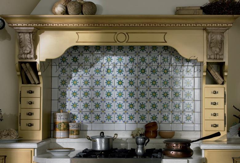 Декорирование «турецкой» кухни