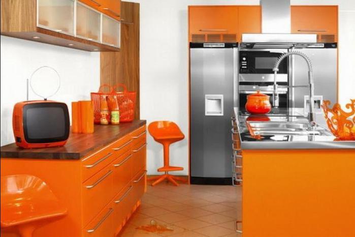 Идеи для кухни в 9 метров квадратных