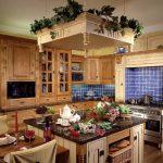 Кухня в деревенском стиле своими руками: возвращение к истокам