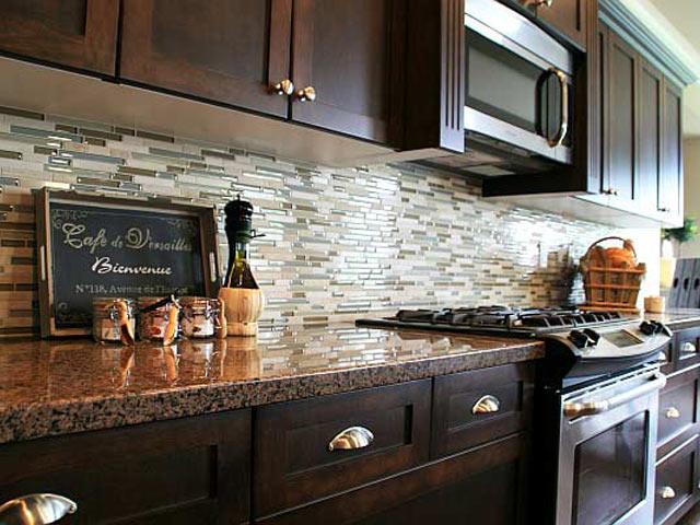 Эстетичность кухонного фартука
