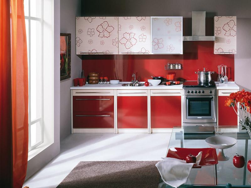 Цвет кухонного гарнитура как выбрать