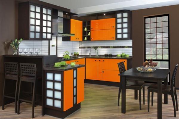 Мебель  для «японской» кухни