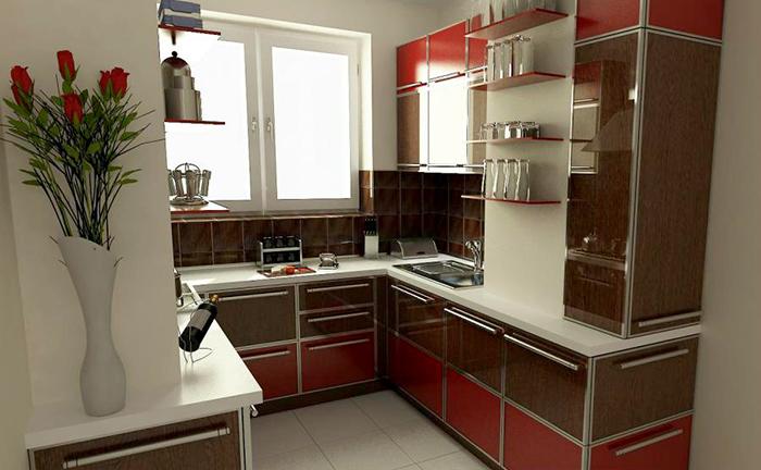 Планирование и организация объединения кухни с лоджией