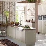 Интерьер кухни в европейском стиле: ставка на комфорт