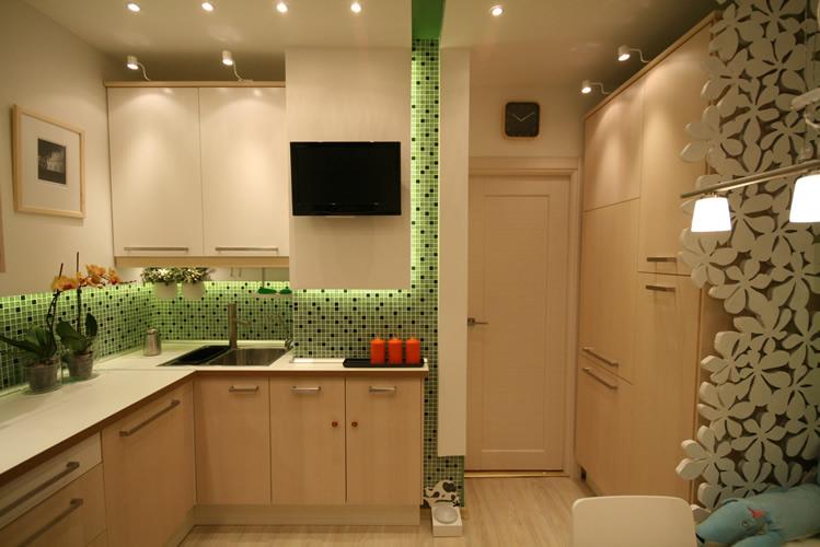 Требования к дизайну 9 метровой кухни