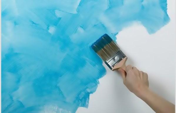 Выбираем тип краски