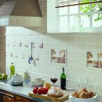 Фартук для кухни из плитки — простота в уходе и изящество интерьера