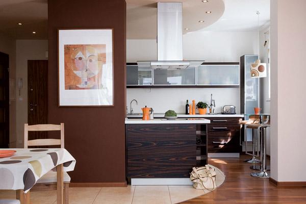 Варианты перепланировки однокомнатной квартиры