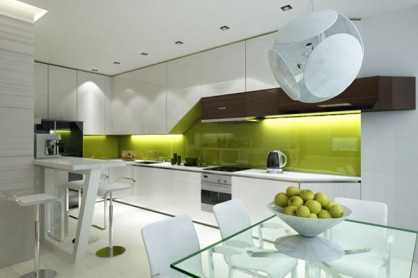 Стили кухни студии в хрущевке