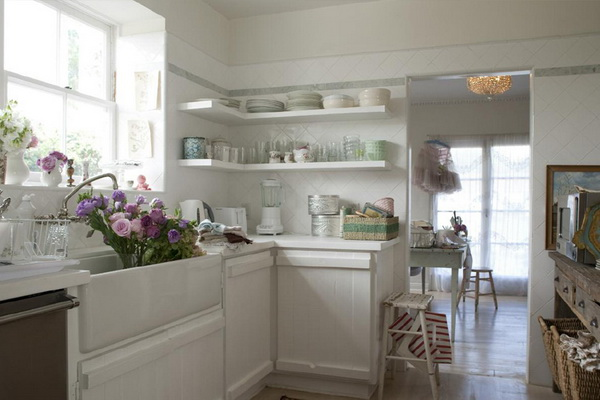 Мелочи интерьера на кухне