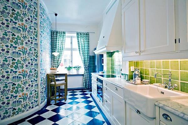 Секреты визуального увеличения пространства узкой кухни