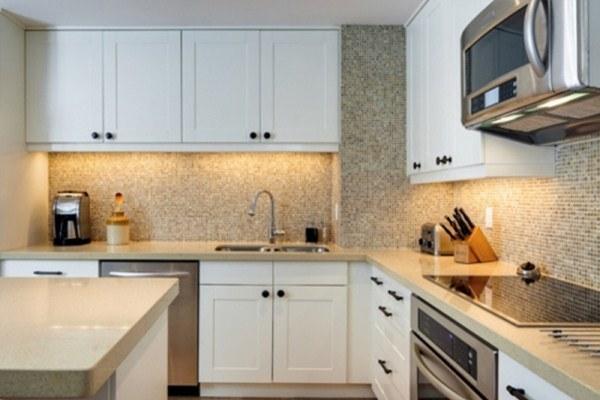 Обустраиваем рабочую зону на кухне