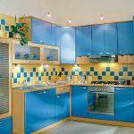 Кухня эконом класса для хрущевки – оптимальное решение для малогабаритных помещений