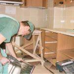 Сборка мебели: кухня своими руками
