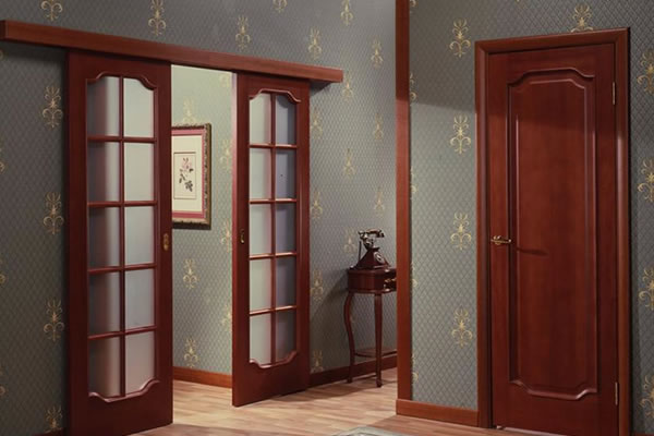 Оформляем дверной проем на кухню