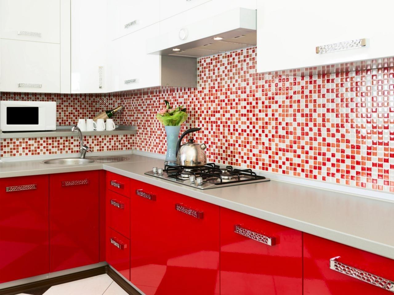 расцветки обоев фото для кухни