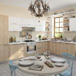 Каталог кухонь MR.Doors — примеры работ