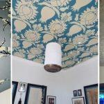 Ремонт потолка на кухне: 7 возможных вариантов