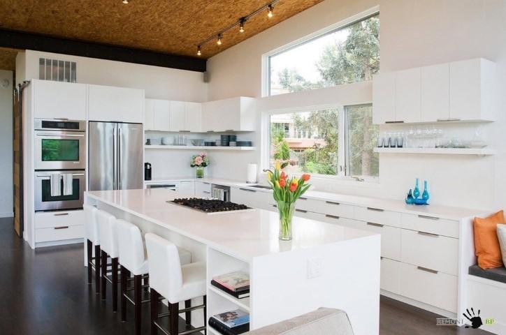 как устроена кухня