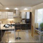 Кухня 20 кв м – быть или не быть?