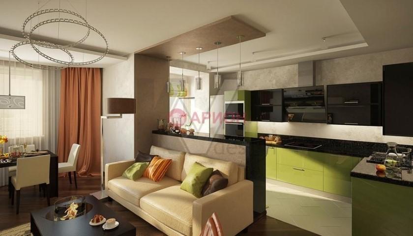 кухни 25 кв м фото дизайна интерьера