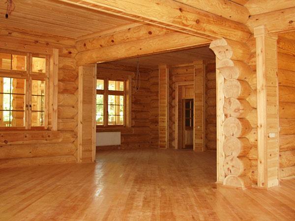 Как уберечь древесину