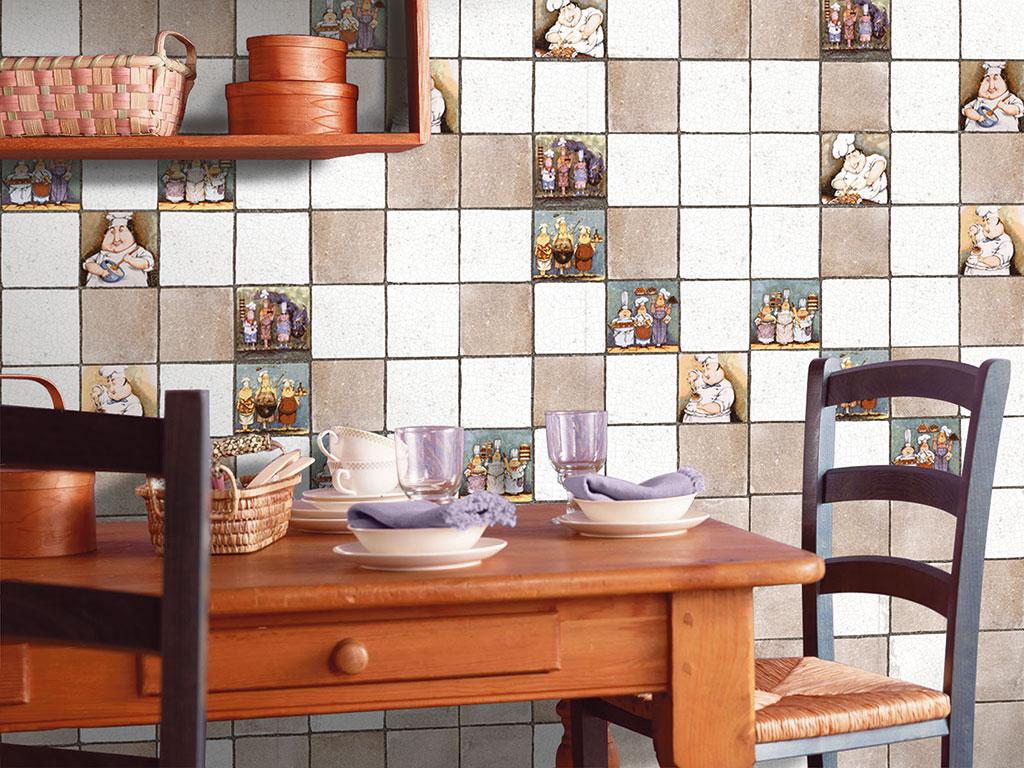 Идеальная керамическая плитка на кухню – какая она?