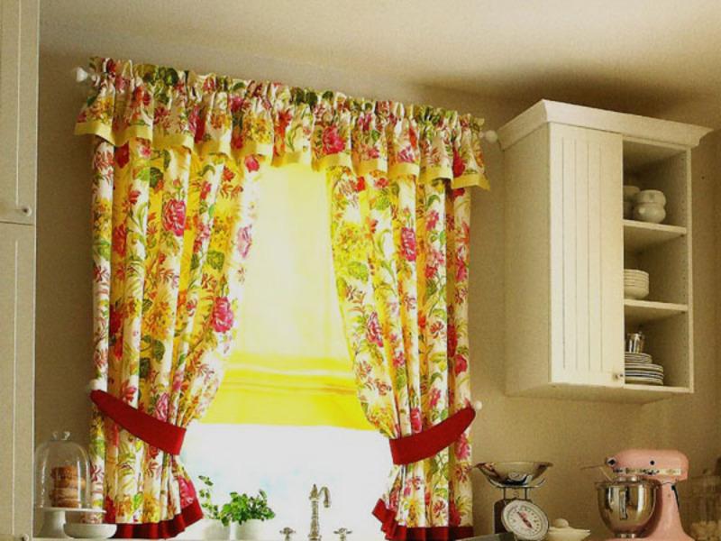 Как выбрать ткань для штор.