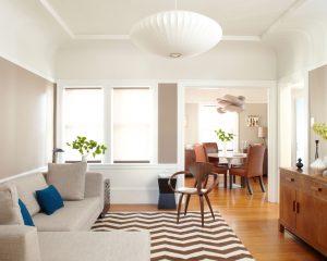 Дизайн жилой комнаты