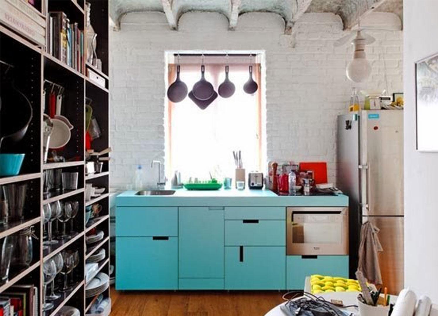 Кухня — помещение, аксессуары, дизайн