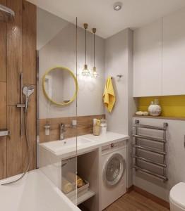 Про дизайн ванной комнаты